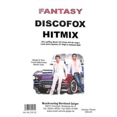 Discofox Hitmix