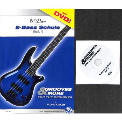 Rocktile E-Bass Schule 1