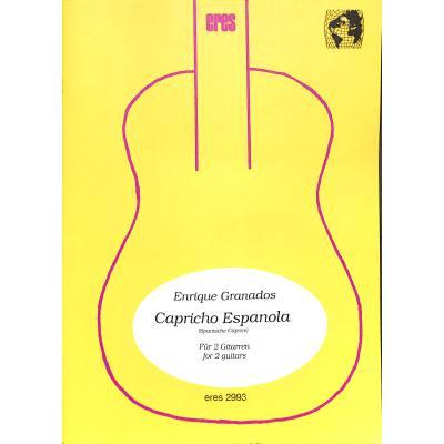 CAPRICHO ESPANOL OP 39
