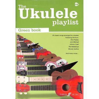 The ukulele playlist - green book
