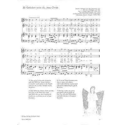 Weihnachtslieder Gesang.Weihnachtslieder Notenbuch De