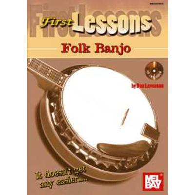 First lessons - Folk Banjo