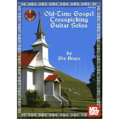 Old time Gospel crosspicking guitar solos