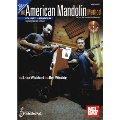 The american mandolin method 1