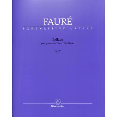 ballade-op-19