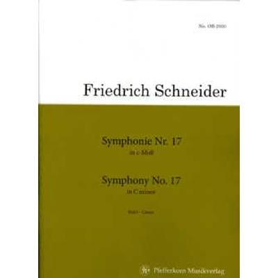 Sinfonie 17 c-moll WOO