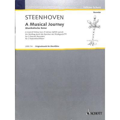 A MUSICAL JOURNEY   Musikalische Reise