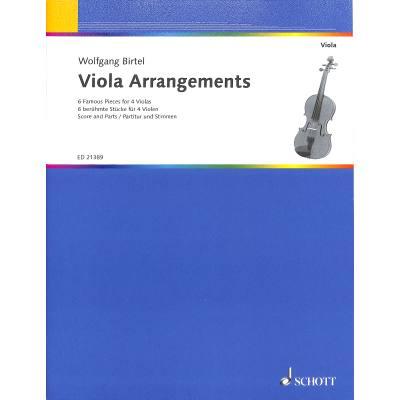 viola-arrangements