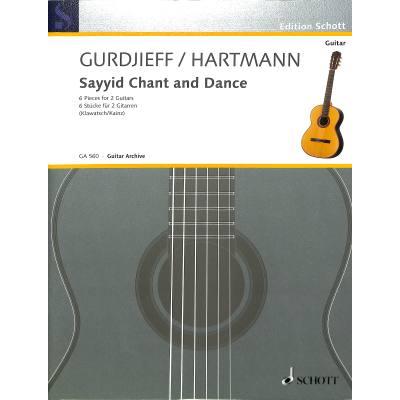 Sayyid chant and dance