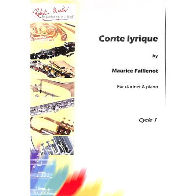 conte-lyrique