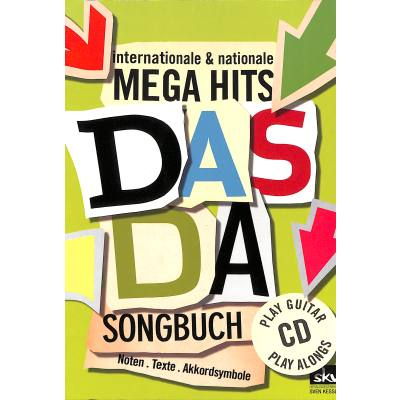 Das DA Songbuch | Internationale + nationale Me...