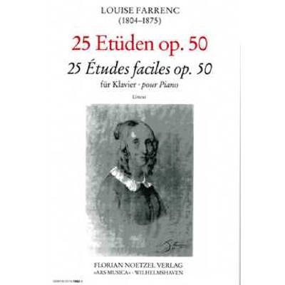 25-etuden-op-50