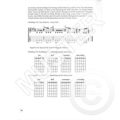 griffbrett theorie sicheres skalen und akkordspiel die harmonielehre f r gitarre. Black Bedroom Furniture Sets. Home Design Ideas