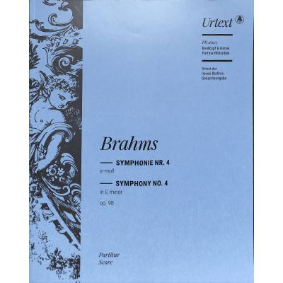 Sinfonie 4 e-moll op 98