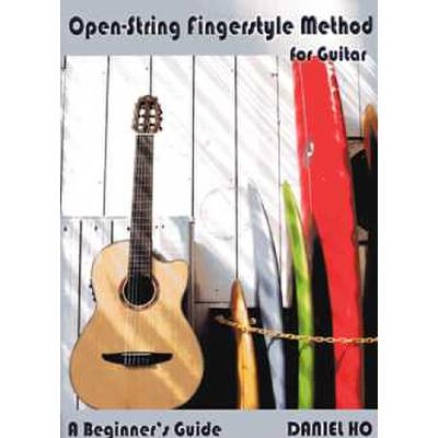 Open string fingerstyle method