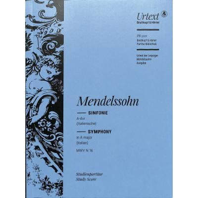 Sinfonie 4 A-Dur op 90 (Italienische)