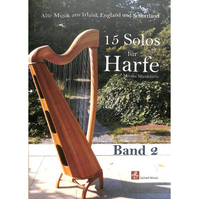 15 Solos fuer Harfe 2