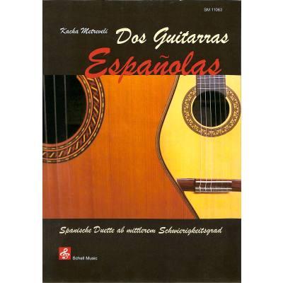 Dos guitarras espanolas
