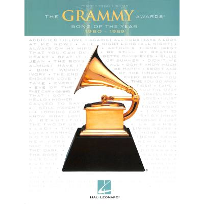 The Grammy Awards Song of the Year 1980 - 1989