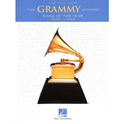The Grammy Awards Song of the Year 1990 - 1999