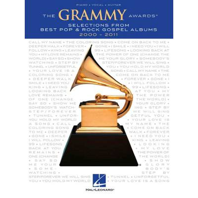 The Grammy Awards Selection from best Pop & Rock Gospel Albums 2000 - 2011