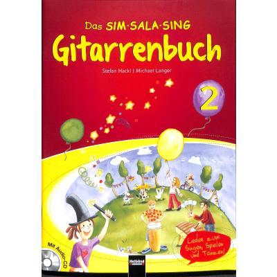 Das Sim Sala Sing Gitarrenbuch 2