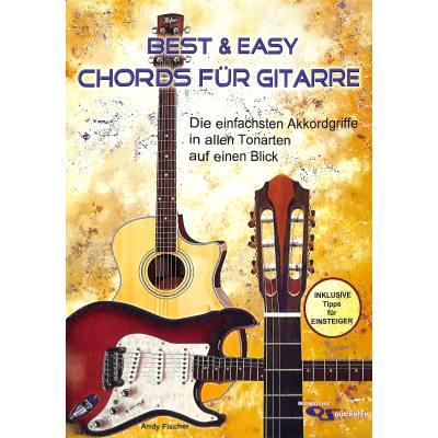 Best + easy chords für Gitarre