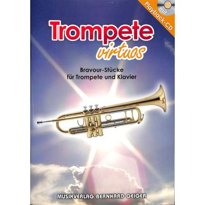 Trompete virtuos | Bravour Stuecke