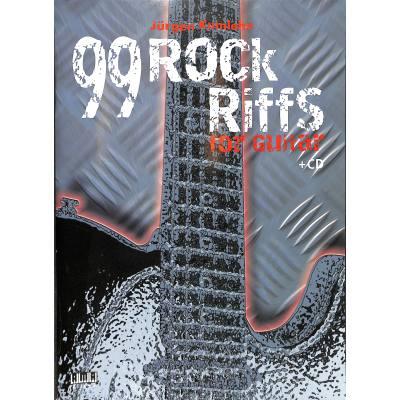 99 Rock riffs