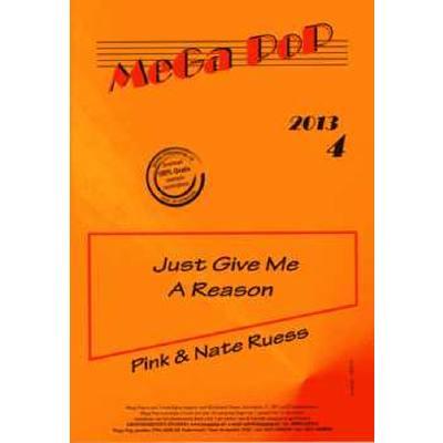 just-give-me-a-reason, 4.95 EUR @ notenbuch-de