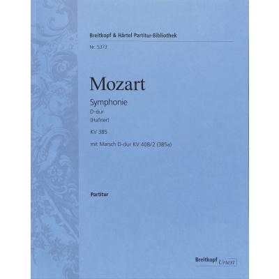 Sinfonie 35 D-Dur KV 385 (Haffner) | Marsch D-Dur KV 408/2 (385a)