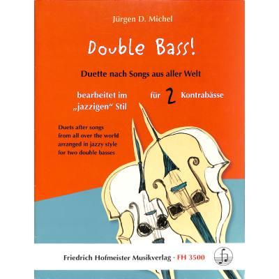 Double bass | Duette nach Songs aus aller Welt
