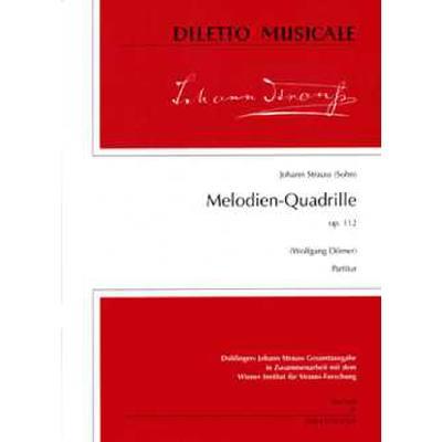 Melodien Quadrille op 112