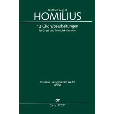 12 Choralbearbeitungen