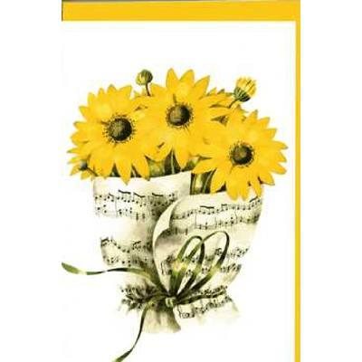 doppelkarte-sonnenblumen