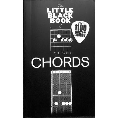 The little black book of chords | Grifftabelle