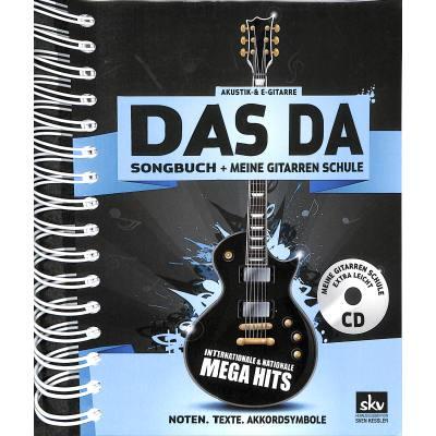 Das DA Songbuch + meine Gitarrenschule