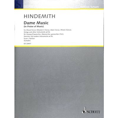 Dame Music (in praise of music)