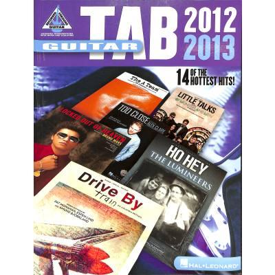 guitar-tab-2012-2013