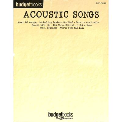 budget-books-acoustic-songs