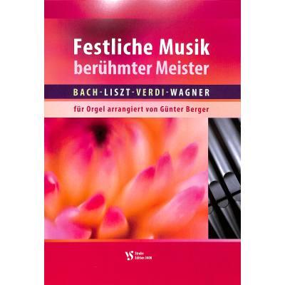 Festliche Musik beruehmter Meister
