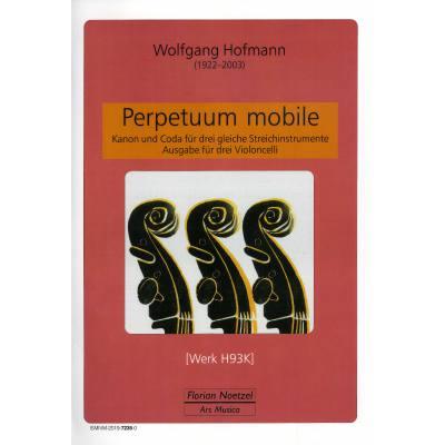 Perpetuum mobile hofmann wolfgang nb7235 for Wolfgang hieber
