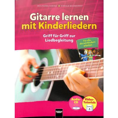 Gitarre lernen mit Kinderliedern