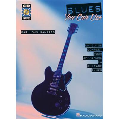 Blues you can use
