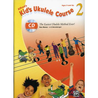 Kid's Ukulele course 2