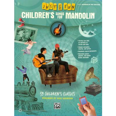 Just for fun - Children's songs for Mandolin