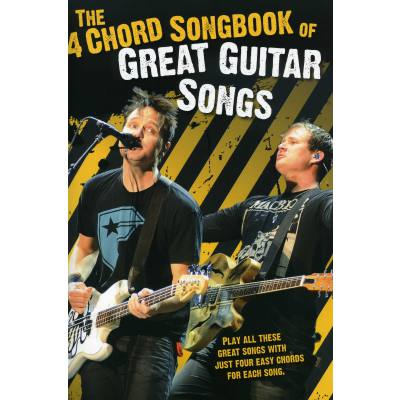 The 4 chord songbook of great guitar songs