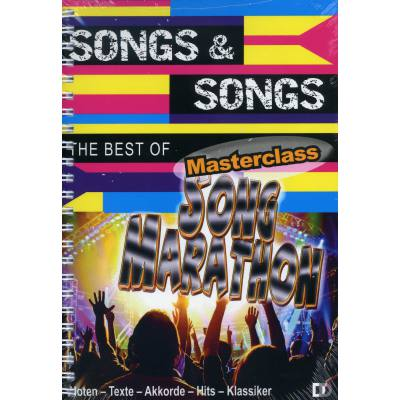 Songs + Songs | The best of Song Marathon