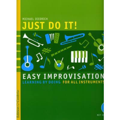 Just do it | Easy improvisation
