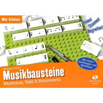 Musikbausteine - Mini Schulset